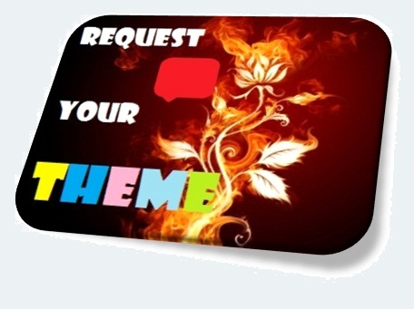 design your own wallpaper. Create your own Theme!